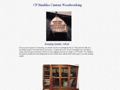 Cached version of CP Basiliko Custom Woodworking