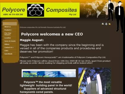 Cached version of Polycore Australia Pty Ltd