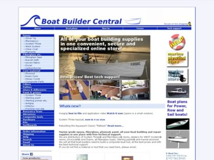 Cached version of Boat Builder Central