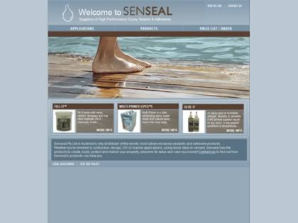 Cached version of Senseal Pty Ltd