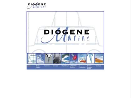 Cached version of Diogene Marine