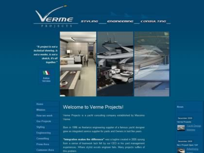 Cached version of Amer 106 - Verme Yacht  Projects