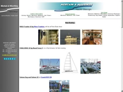 Cached version of Mortain and Mavrikios Yacht Design