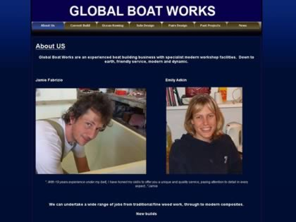Cached version of Global Boat Works