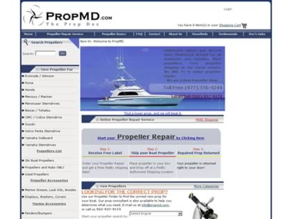Cached version of PropMD - The Prop Doc