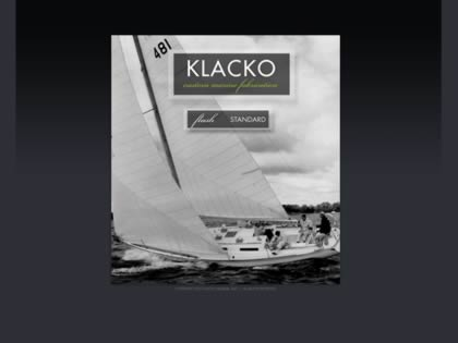Cached version of Klacko Marine Inc
