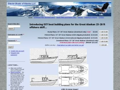 Cached version of Glacier Boats of Alaska