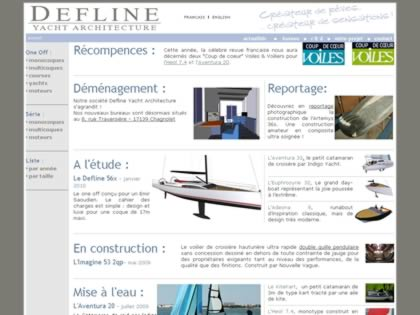 Cached version of Defline Yacht Architecture