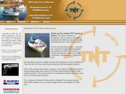 Cached version of TNT SPORTS & MARINE