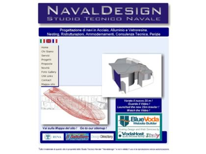 Cached version of Studio Tecnico Navale Navaldesign