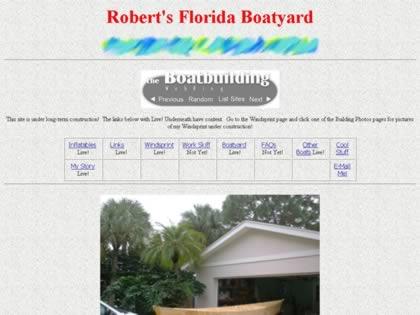 Cached version of Robert's Florida Boatyard