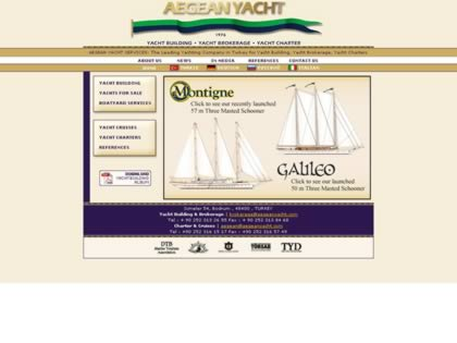 Cached version of Aegean Yacht