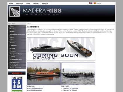 Cached version of Madera Ribs
