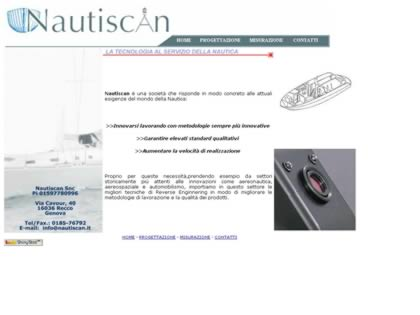 Cached version of NAUTISCAN