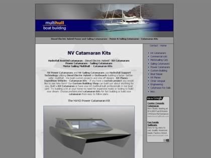 Cached version of Multihull Boat Building