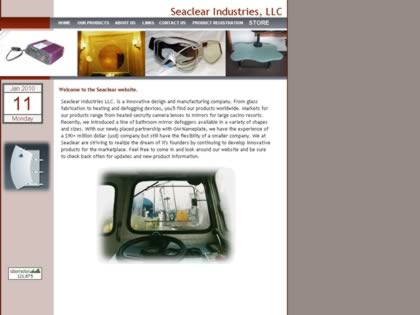 Cached version of Seaclear Industries, llc