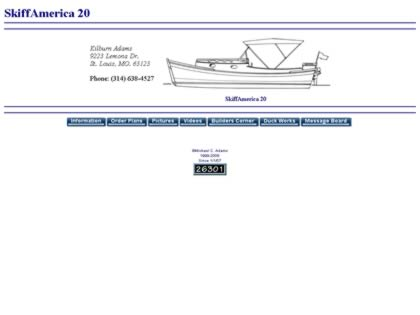 Cached version of Kilburn Adams Boat Designs