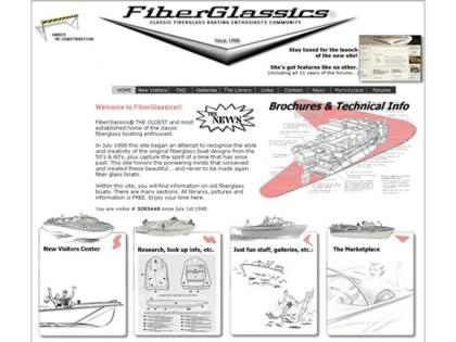 Cached version of FiberGlassics