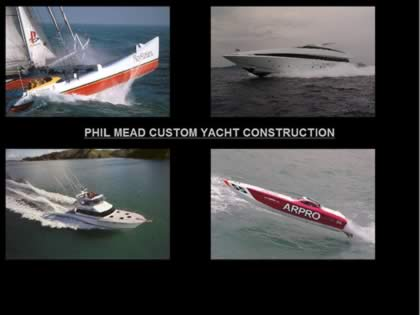 Cached version of Phil Mead Yacht Design & Construction
