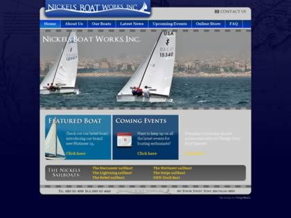Cached version of Nickels Boat Works
