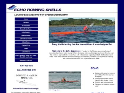 Cached version of Echo Rowing