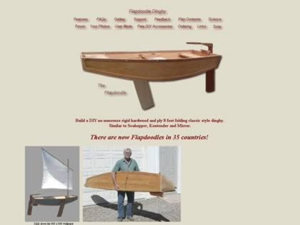 Cached version of Flapdoodle Dinghy