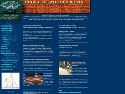 Cached version of Duck Flat Wooden Boats