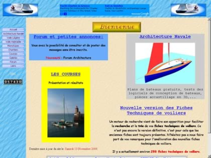 Cached version of Bateauxavoile
