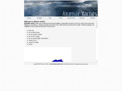 Cached version of Alumar Yacht Kits & CNC Cutting Files