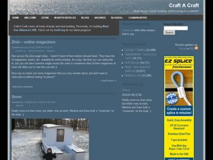 Cached version of Craft a Craft