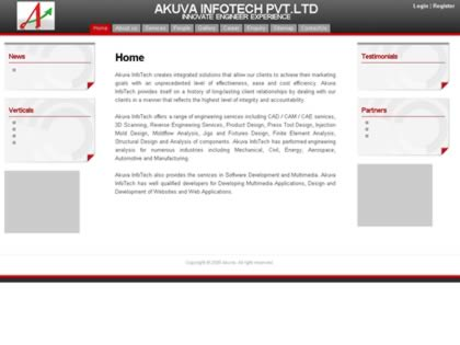Cached version of Akuva Infotech