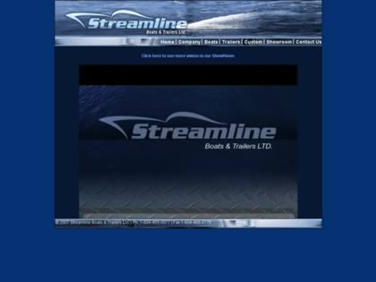 Cached version of Streamline Boats & Trailers Ltd.