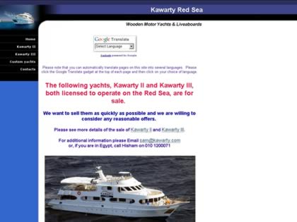 Cached version of Kawarty Red Sea