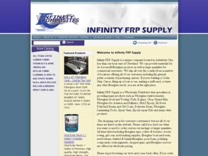 Cached version of Infinity FRP Supply