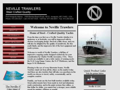 Cached version of Neville Trawlers