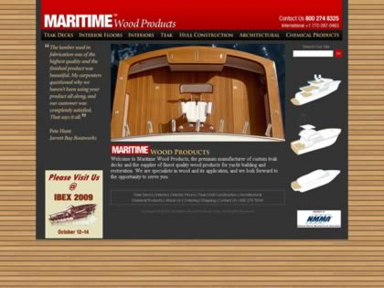Cached version of Maritime Wood Products