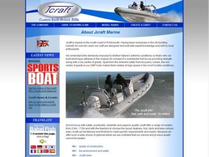 Cached version of Jcraft Ltd
