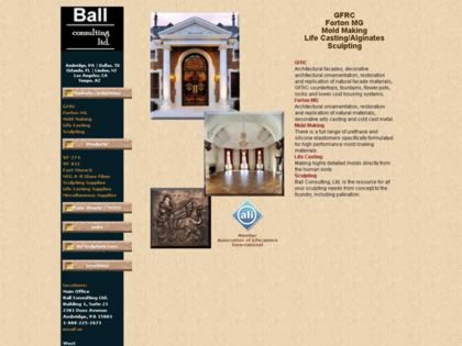 Cached version of Ball Consulting Ltd.