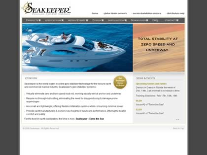 Cached version of Seakeeper, Inc.