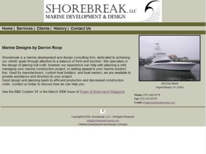Cached version of Shorebreak, LLC