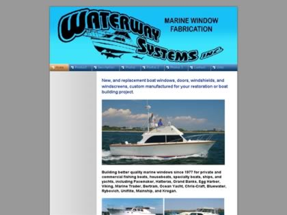 Cached version of Waterway Systems