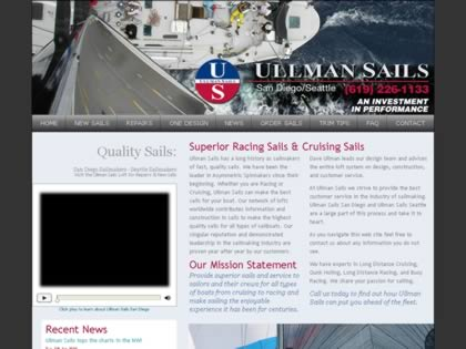 Cached version of Ullman Sails San Diego