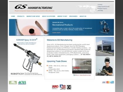 Cached version of GS Manufacturing