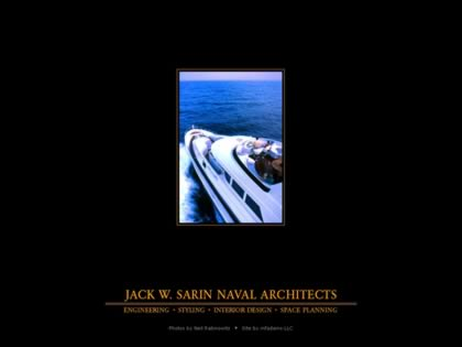 Cached version of Jack W. Sarin Naval Architects, Inc.