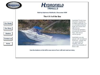Cached version of Hydrofield Multihulls