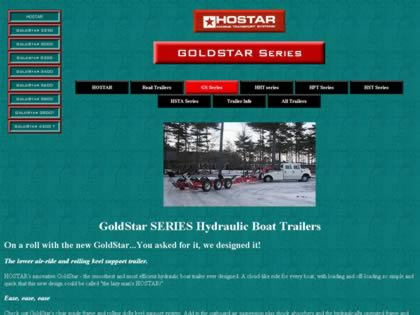 Cached version of Hostar Hydraulic Boat Trailers
