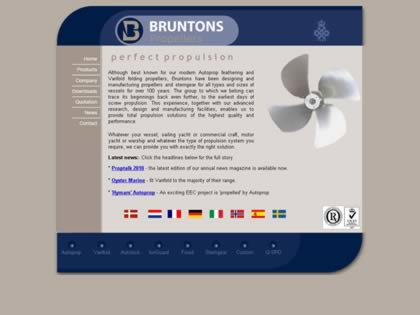 Cached version of Bruntons Propellers