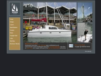 Cached version of Voyager Catamarans Ltd