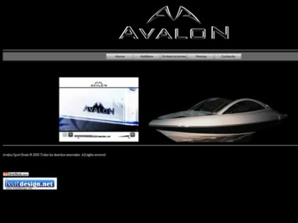 Cached version of Avalon Sport Boats