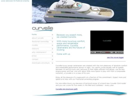 Cached version of Curvelle Yachts